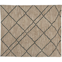 trap neutral rug 8'x10'