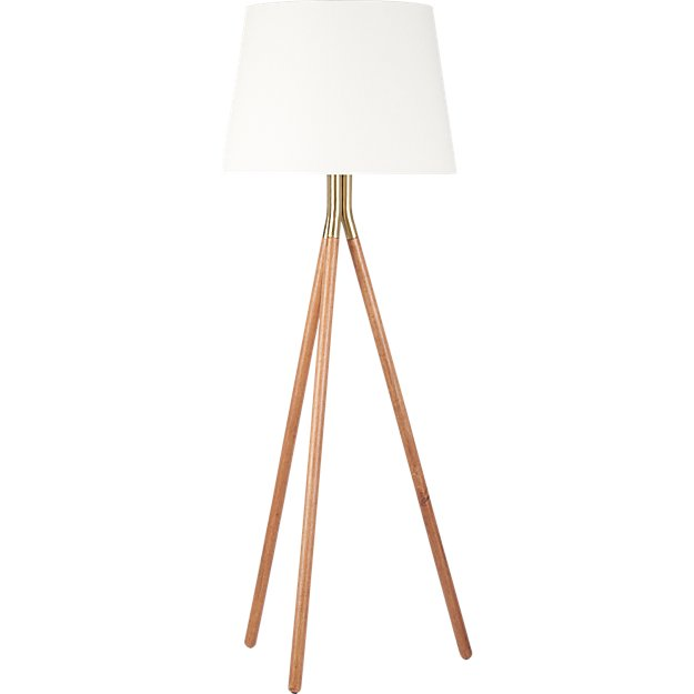 Tres Floor Lamp Reviews Cb2