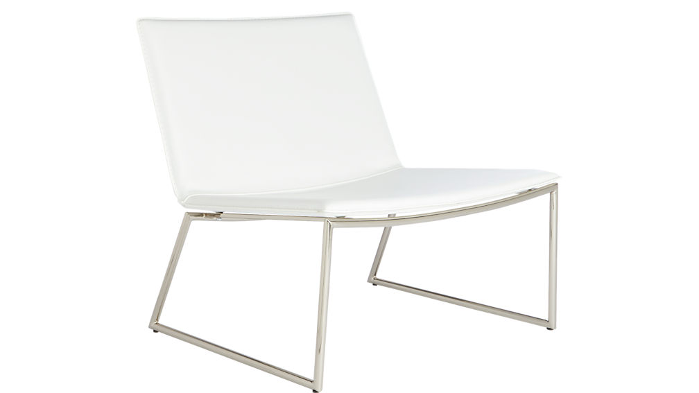 triumph chalk lounge chair