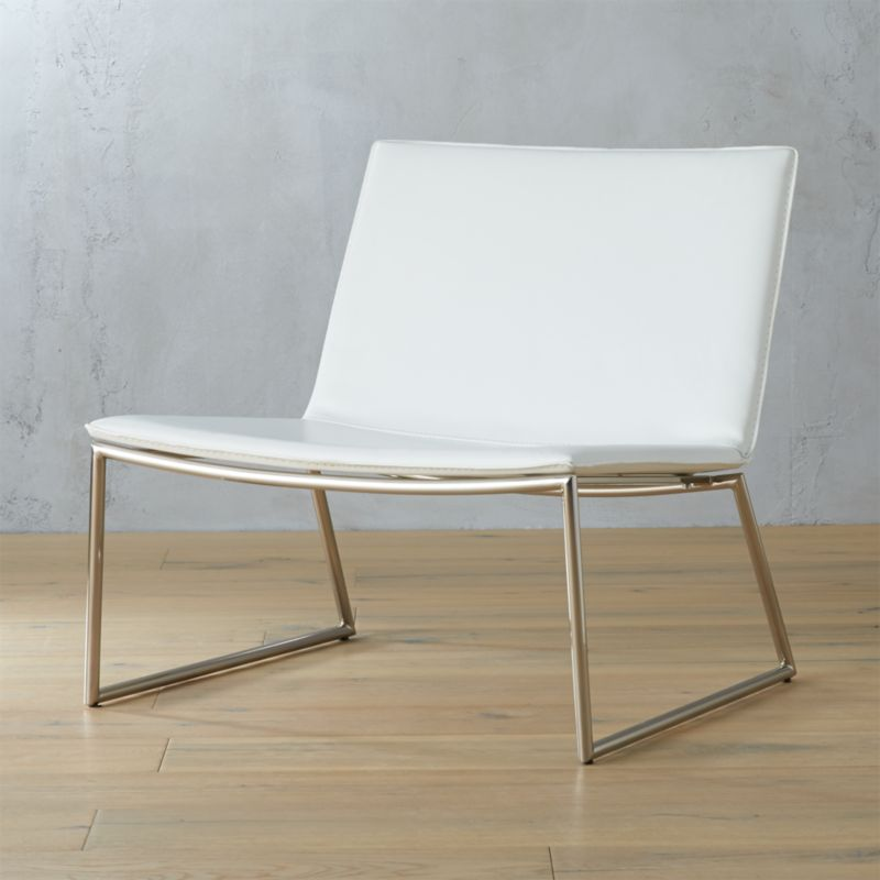 Wonderful Triumph Chalk Lounge Chair