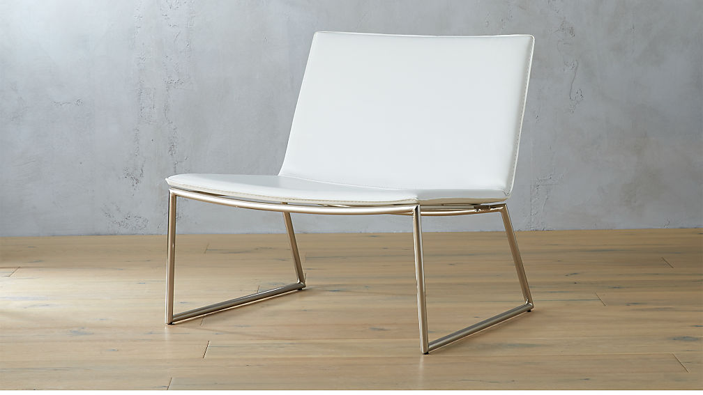 Lounge Chair triumph chalk lounge chair reviews cb2