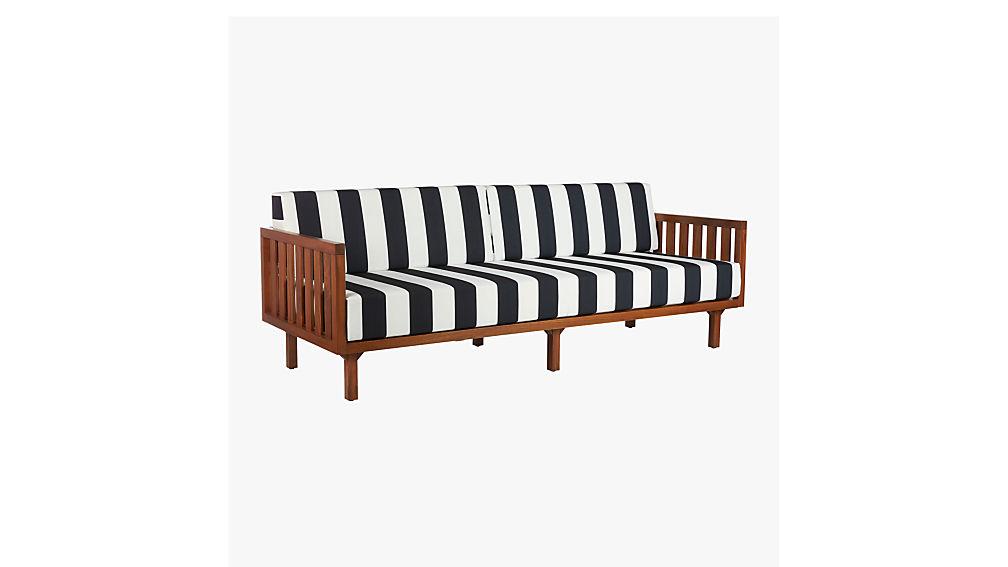 tropez waterproof sofa cover CB2