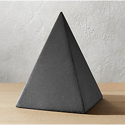 tut black pyramid object