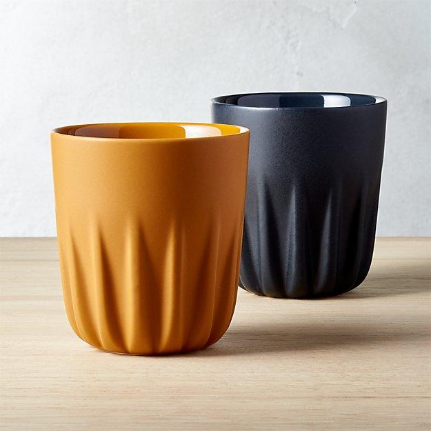 Twist Tea Cups