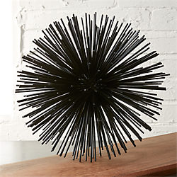uni large black object