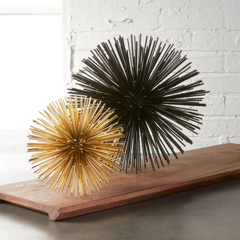 Uni Spike Sculptures Cb2
