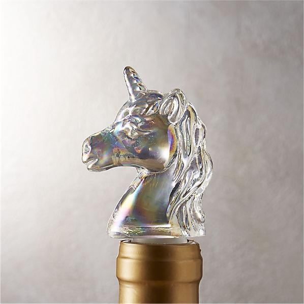 UnicornIridescBottleStopperROS17