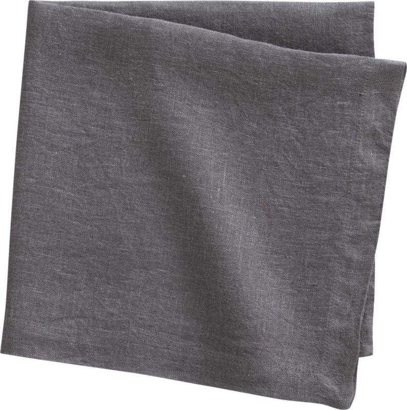 uno carbon linen napkin