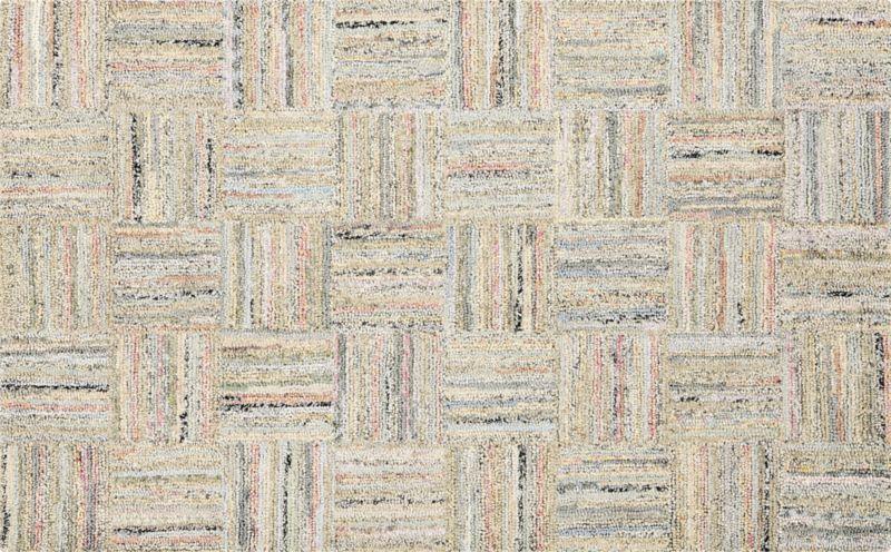 upcycle rug 5'x8'