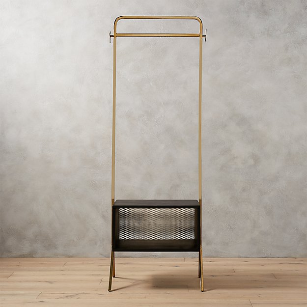 valet clothes stand