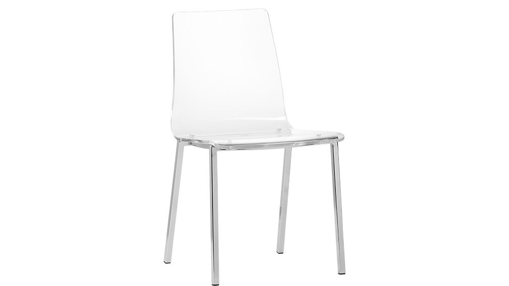 Lucite Desk Chair Rooms