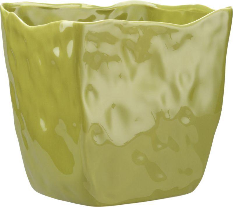 vaso green planter