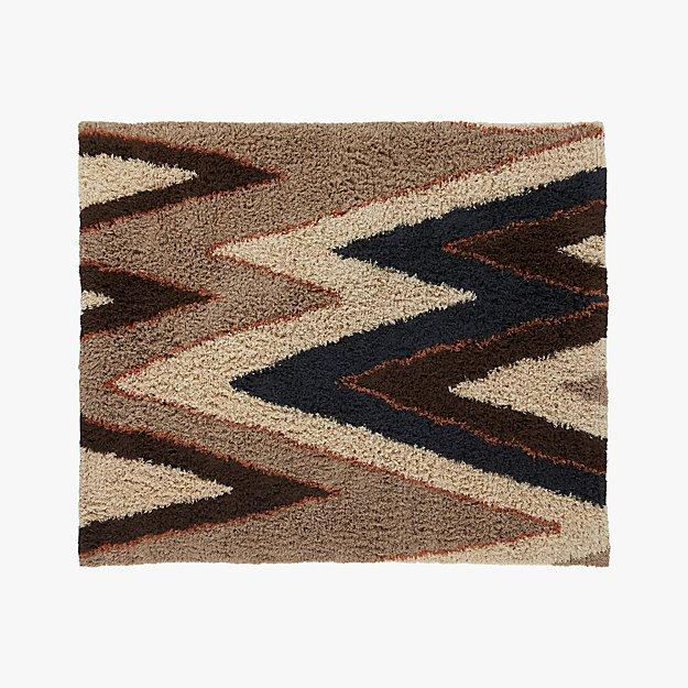 vibrations shag rug 8'x10'