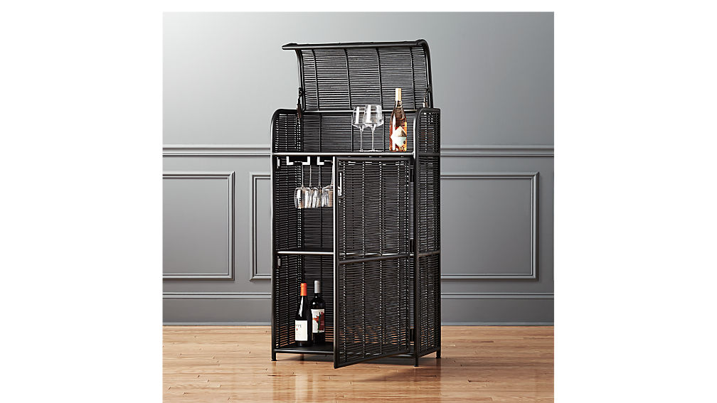 Vivienne Rattan Black Wine Bar
