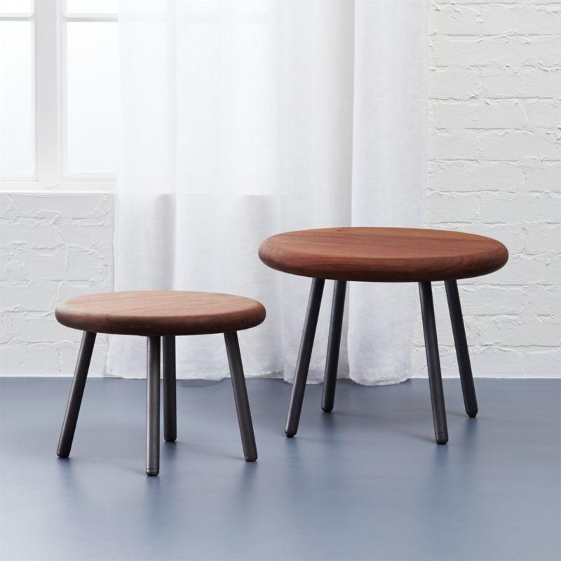 Designer Love Unique Coffee Table - Cb2 adam coffee table