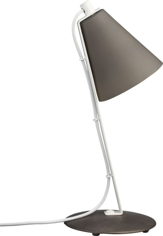 weight table lamp
