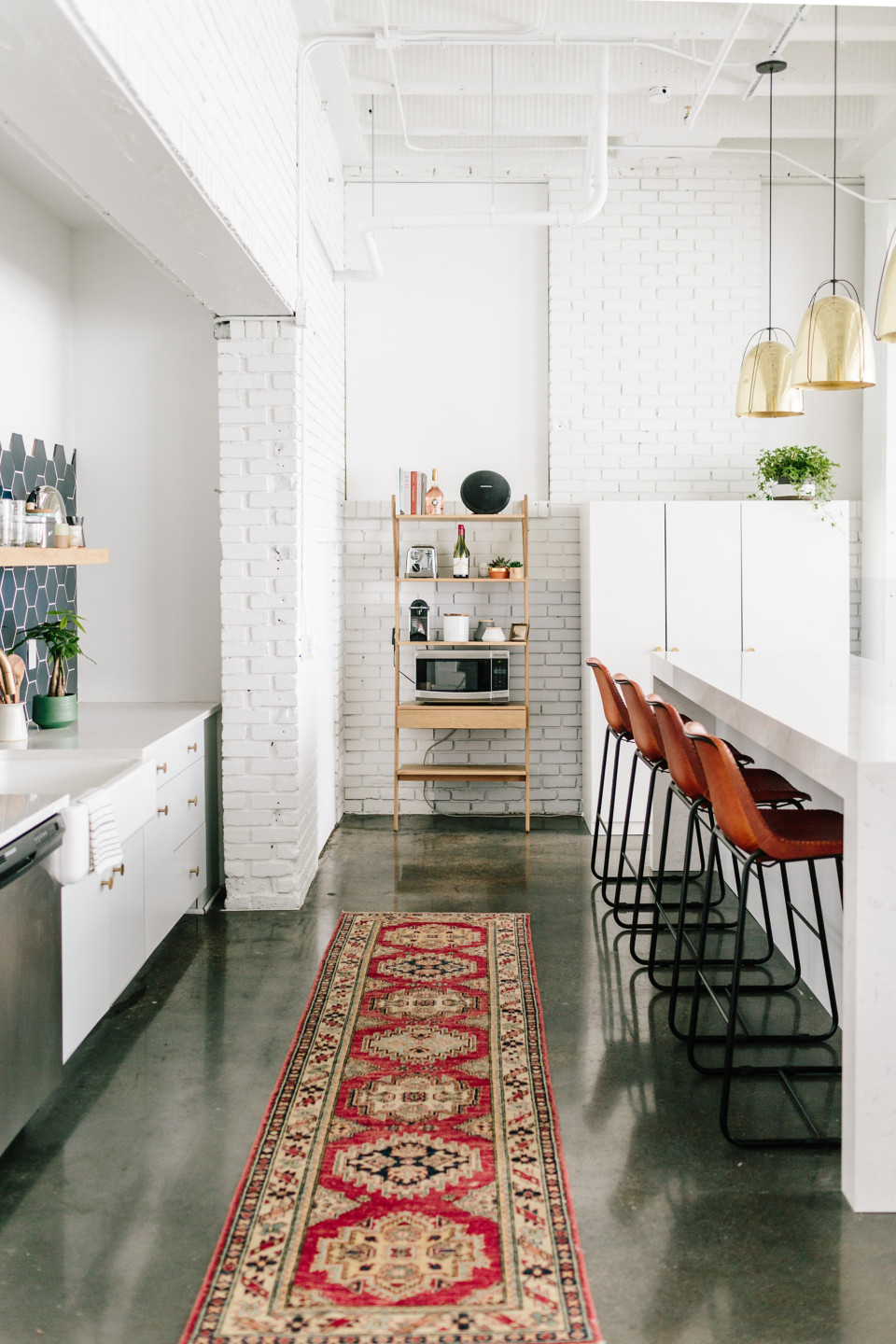 A peek inside the new wit and delight studio cb2 for La kitchen delight