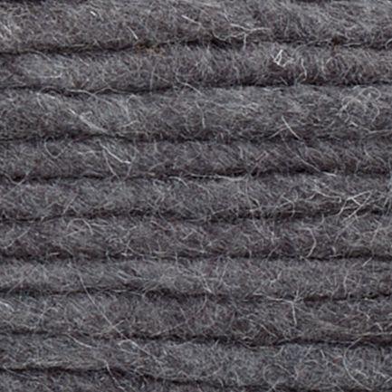 Wool White Pouf Cb2