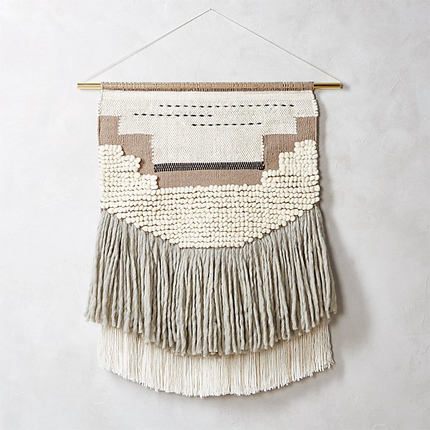 Woven Wall Decor + Reviews