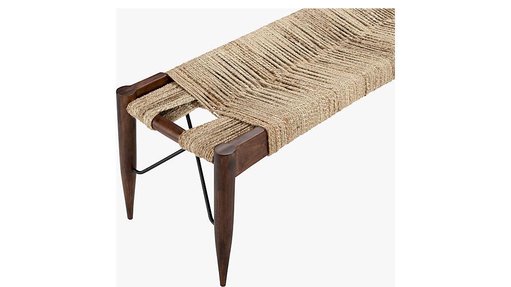 wrap bench