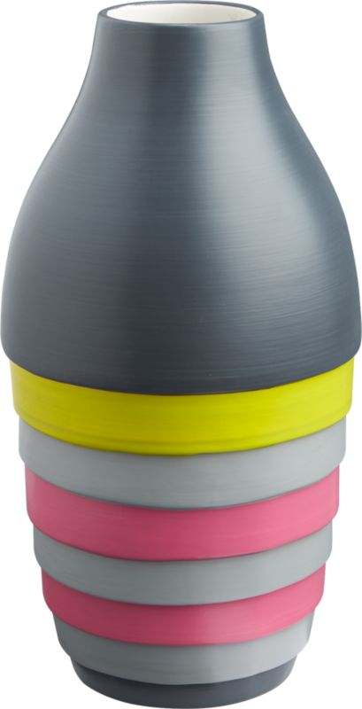 xystum color block vase