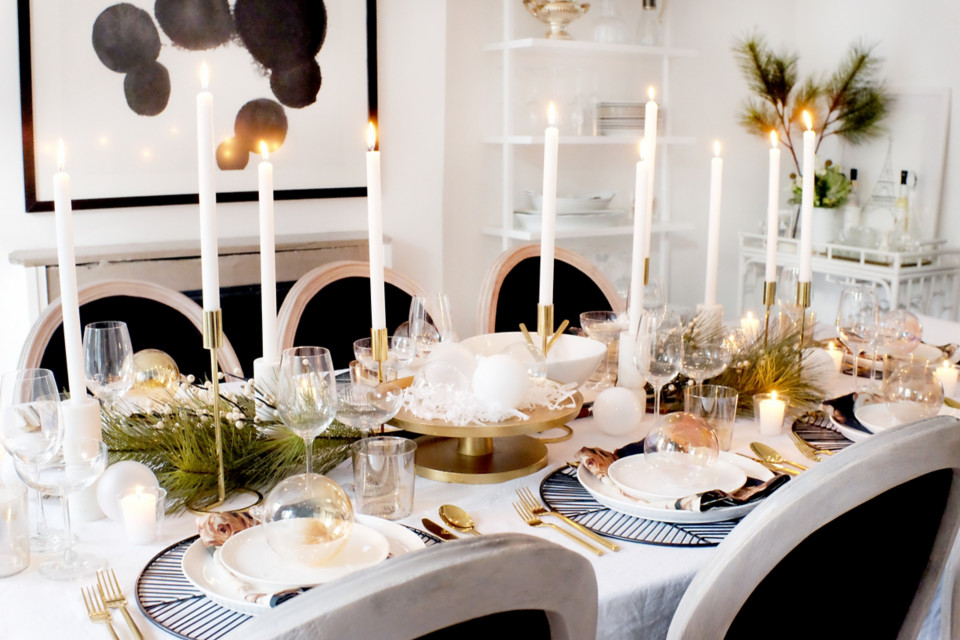 Holiday Tablescape Inspiration