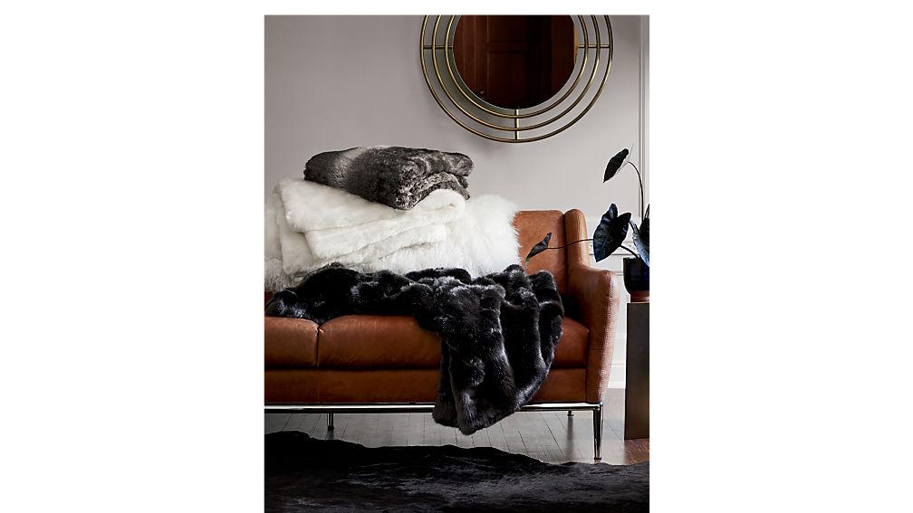 alfred saddle leather sofa