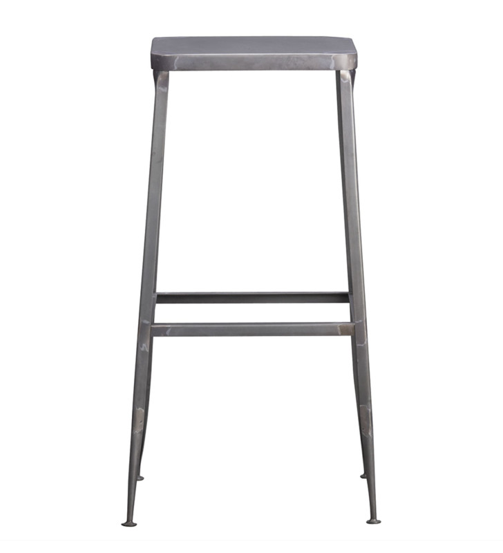 flint steel 30 inch bar stool