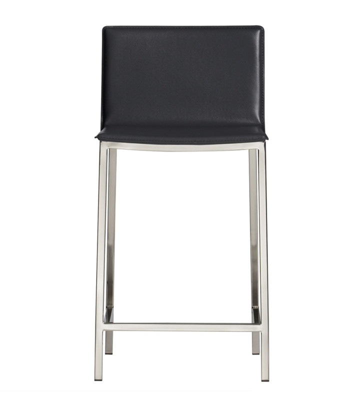 phoenix carbon grey 24 inch counter stool