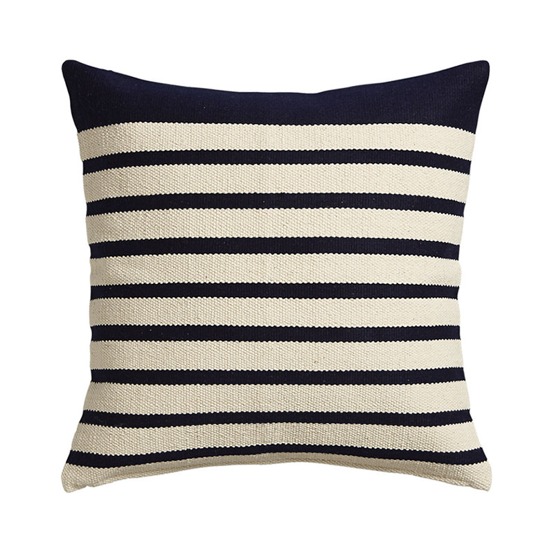 division navy 20 inch pillow