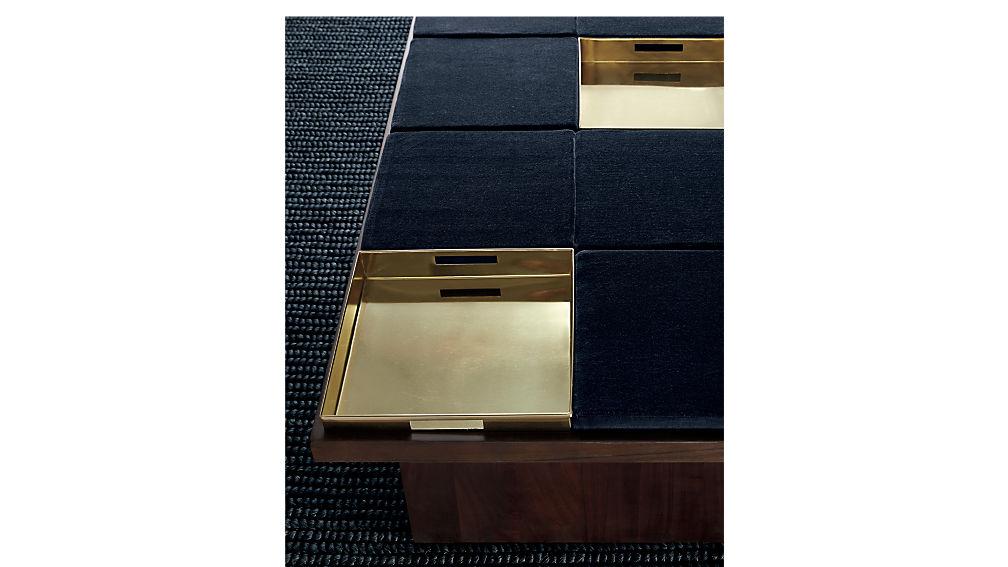 bento coffee table tray
