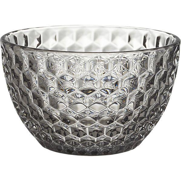 Grey bowl