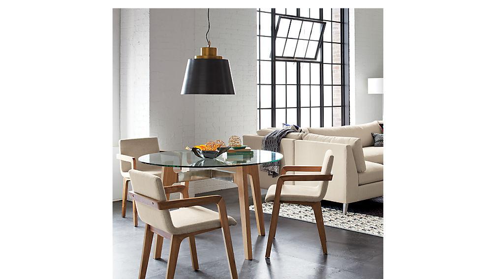 brace dining table
