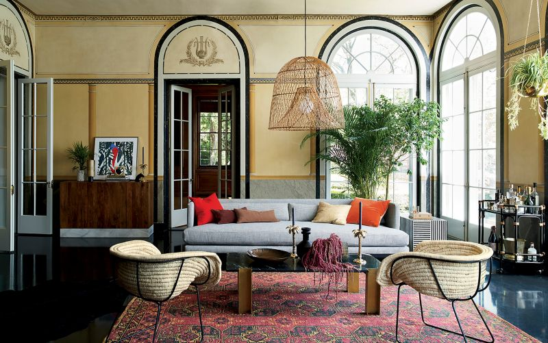 Modern Victorian Fascinating Modern Victorian Decorating Ideas  Cb2 Idea Central Review