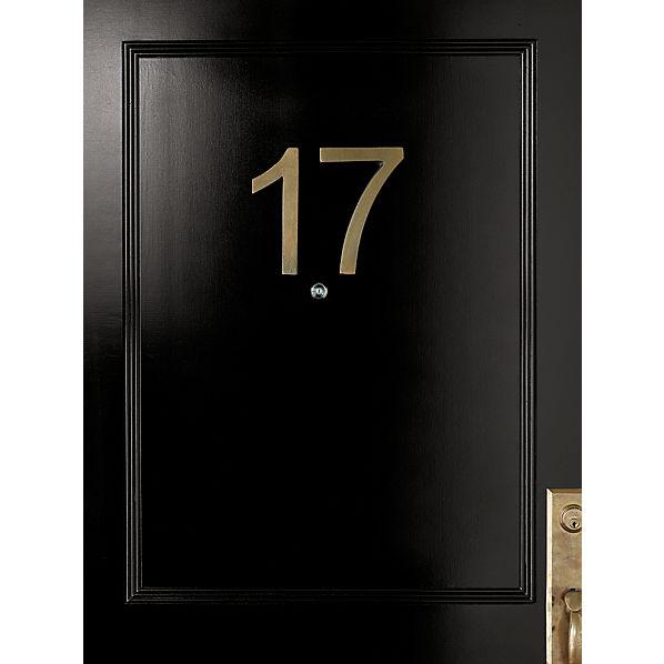 bronze0–9housenumbersJN17