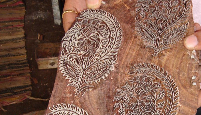 The Year Was 2008, And Our Buyers Were Traveling To Jaipur, Indiau2014an Area  Famous For Block Printing. One Day They Passed A Small Group Of Workers  Carving ...