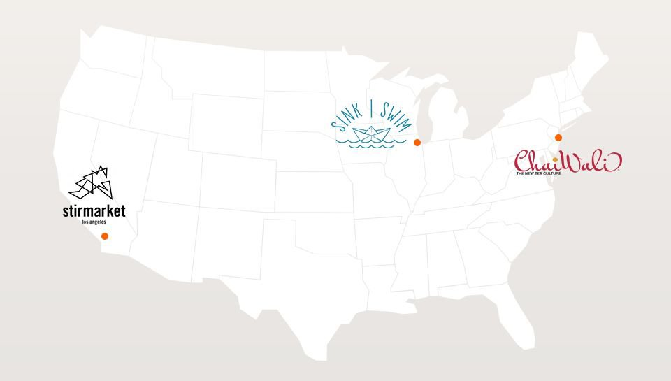 CB Spotted Idea Central CB Blog - The chef in the us map