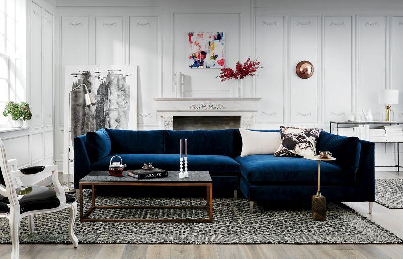 Victorian Modern Furniture modern victorian decorating ideas - cb2 idea central