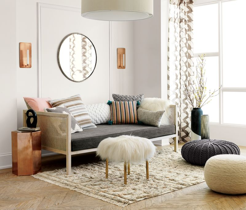 Bohemian Decorating Ideas Ideal Central The Cb2 Blog
