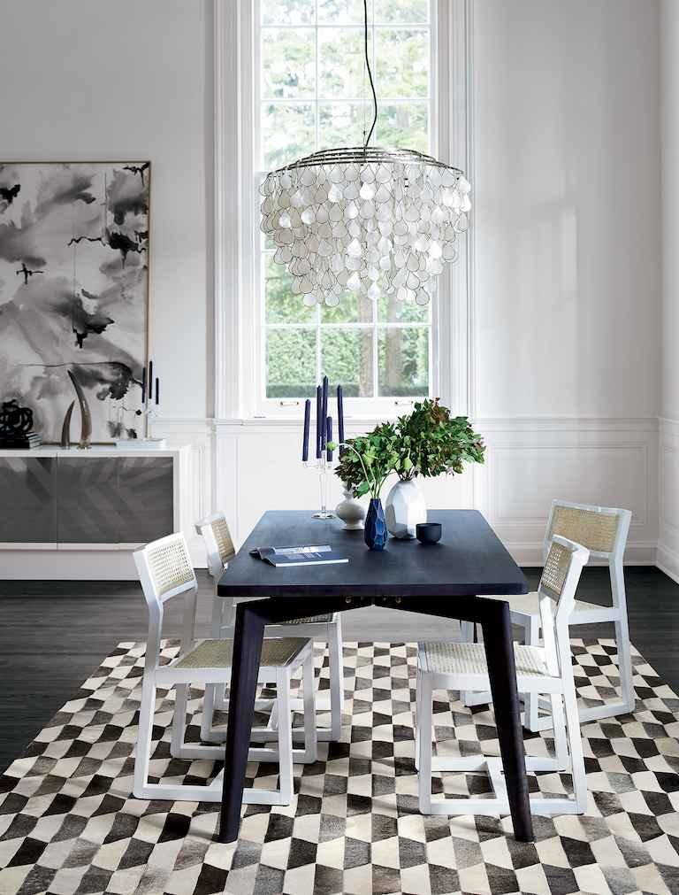 modern dining room ideas cb2