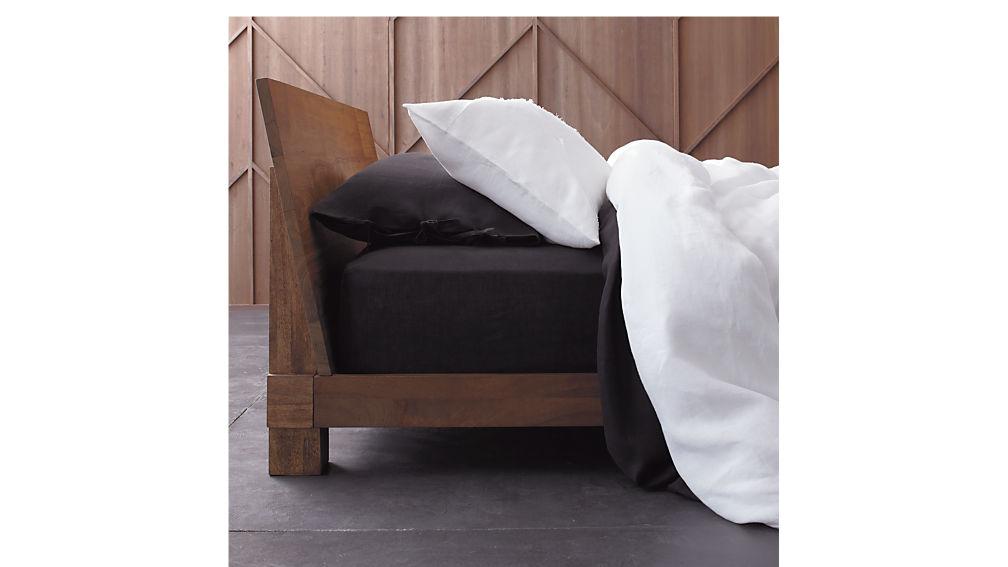 Dondra Teak Twin Bed