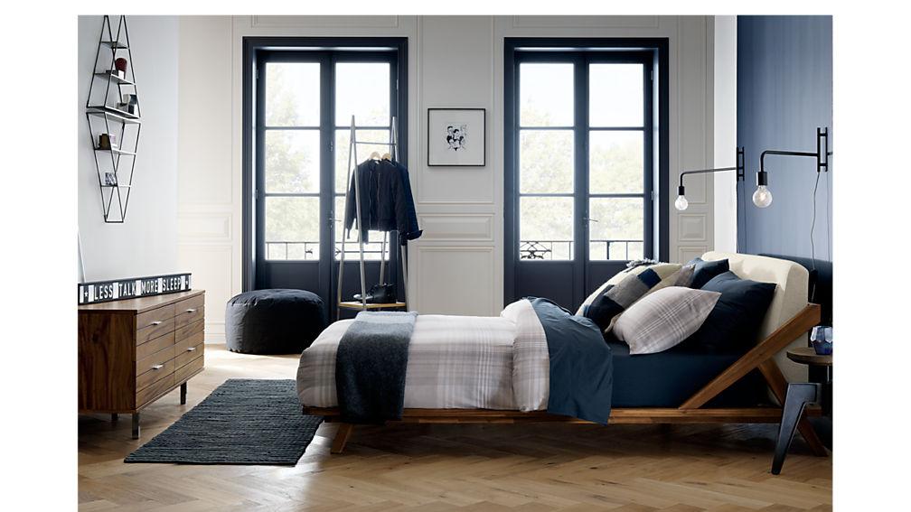 drommen queen bed