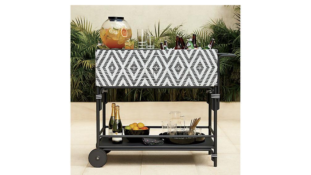 escale cooler cart
