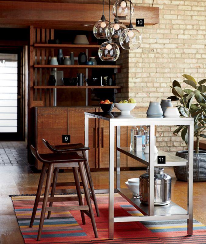 First Apartment Checklist | Idea Central   CB2 Blog
