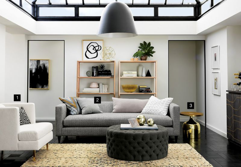 New apartment furniture Checklist First Apartment Checklist Cb2 First Apartment Checklist Idea Central Cb2 Blog