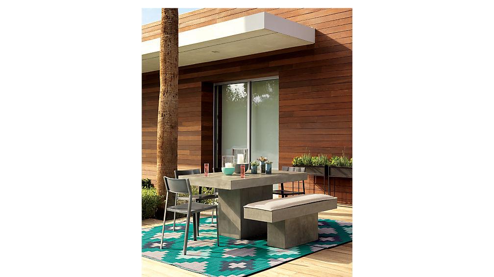 fuze grey dining table CB2 : fuzediningcollectionOFB15 from www.cb2.com size 1008 x 567 jpeg 74kB