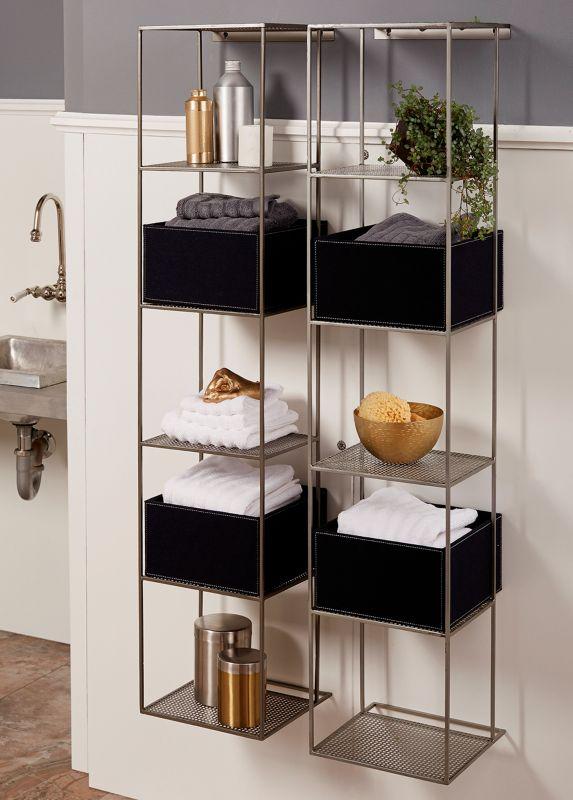 Modern Bathroom Organization Amp Decor Ideas Cb2 Blog