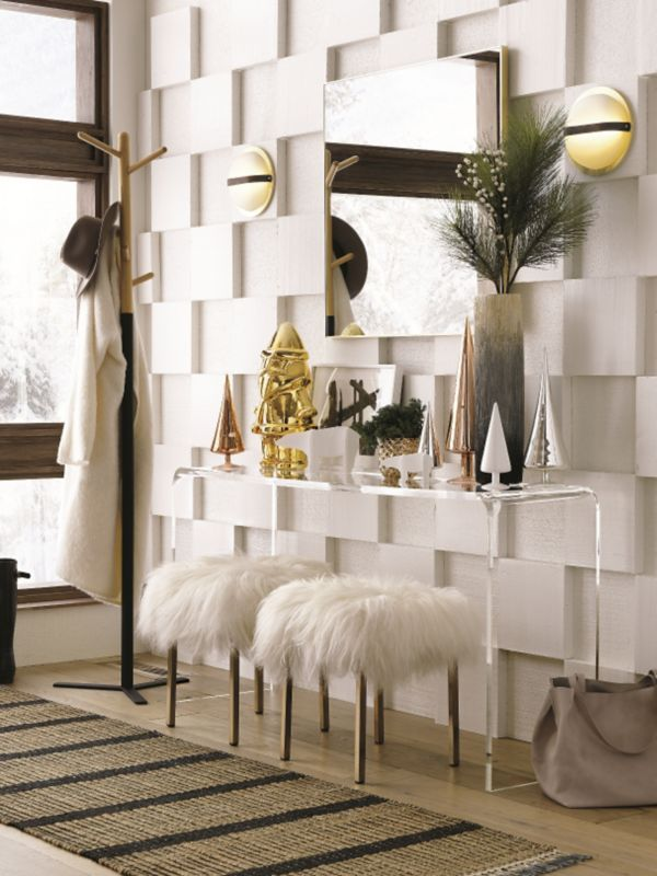 Holiday Decoration Ideas Part - 24: Modern Holiday Decorating