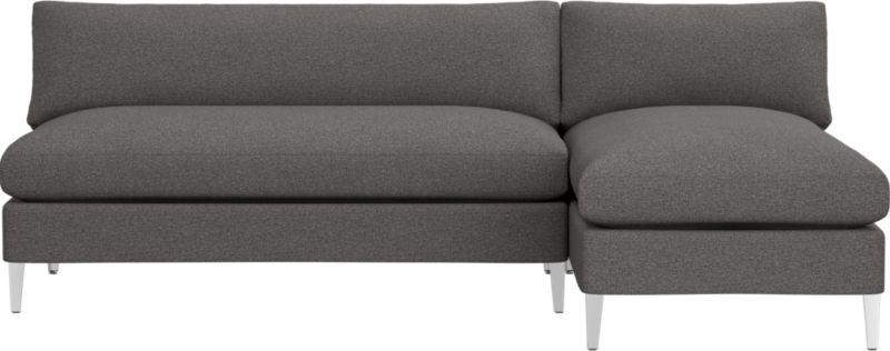 cielo 2 piece olefin sofa