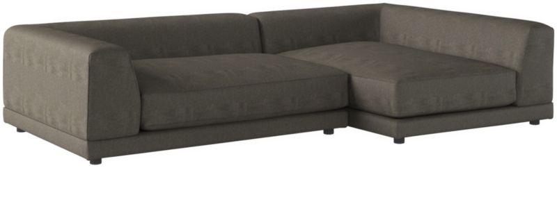 low sofas 27 splendidly comfortable floor level sofas to enjoy